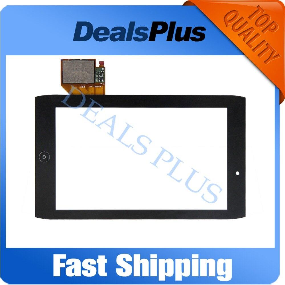 Замена Новый Сенсорный экран планшета Стекло для Acer Iconia Tab A100 A101 7-дюймовый черный