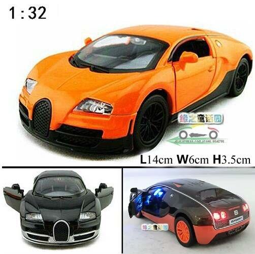 Игрушечная техника и Автомобили 1:32 Bugatti
