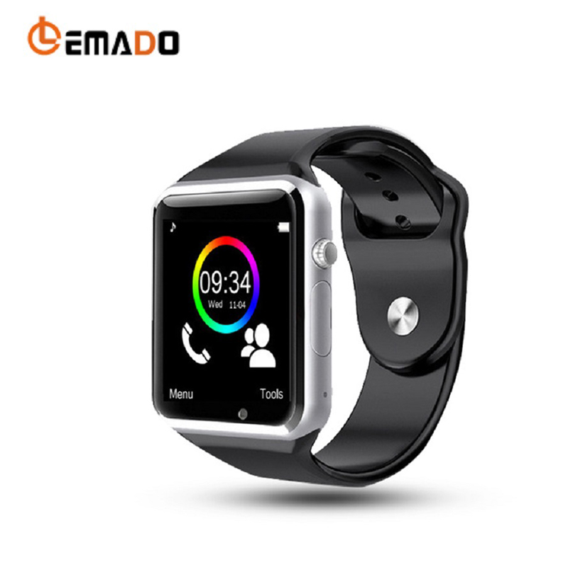 LEMADO A1 Smart Watch Sport for Men Sport Bracelet Bluetooth With SIM Card Camera Dial Call Sleep Monitoring Women Russia T15