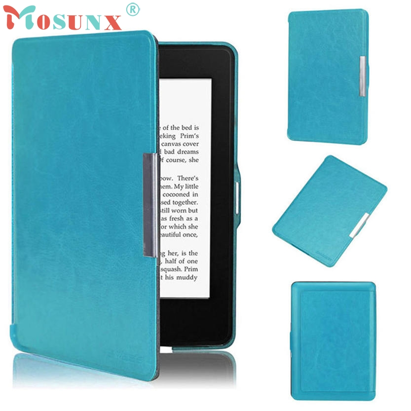 Premiu Ultra Slim PU Leather Smart Case Cover For New Amazon Kindle Paperwhite 5 U0306 цены онлайн