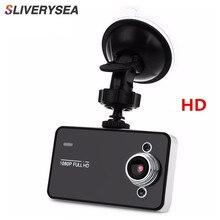 2.7 Pollici K6000 Auto DVR Della Macchina Fotografica HD Video Dash Cam Recorder Dual LED di Visione Notturna di Video Registrator Videocamera per auto # B1237