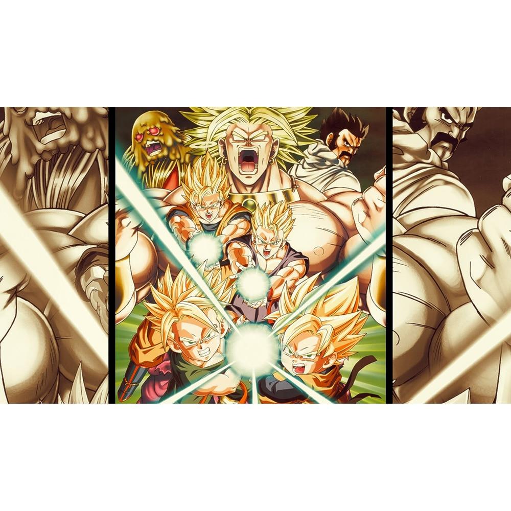 ( Dragon Ball Z Anime Playmat) Limited Edition 35X60CM Custom Playmat Cards Game Animation Playmat