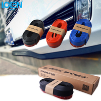 2 5M High Quality Anti Collision Car Rubber Bumper Protector Strip Guard Lip Splitter Door Guards