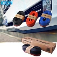 2 5M High Quality Anti Collision Car Rubber Bumper Protector Strip Guard Lip Splitter Door Guards