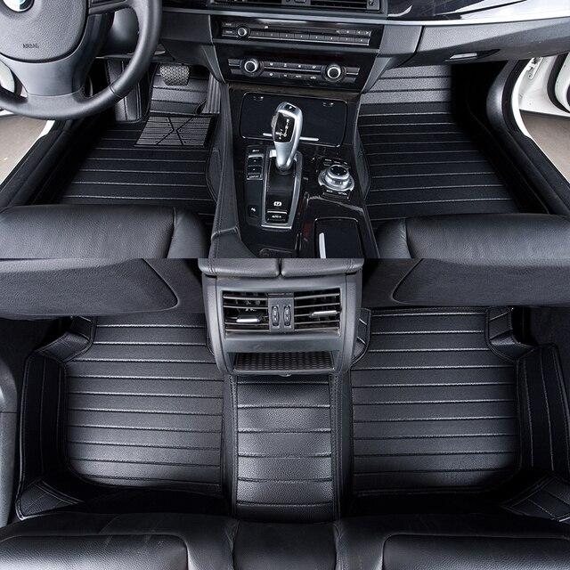 Car Floor Carpets Custom For Renault Scenic Fluence Koleos Megane