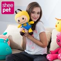 Hot 25CM Plush Bee Dolls Plush Toys Stuffed Plush Animals Soft Toys Gifts