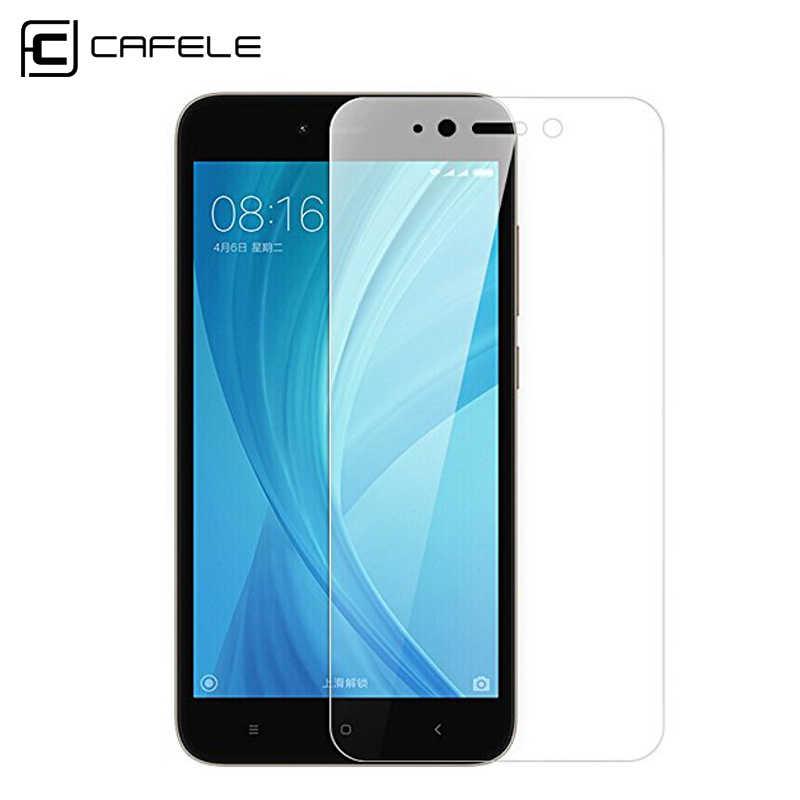 Cafele Gehärtetem Glas Screen Protector für Xiaomi 5 5s 6 8 9 A1 A2 mix2 mix3 redmi note 5 7 8 pro 9H Härte HD Klar Glas