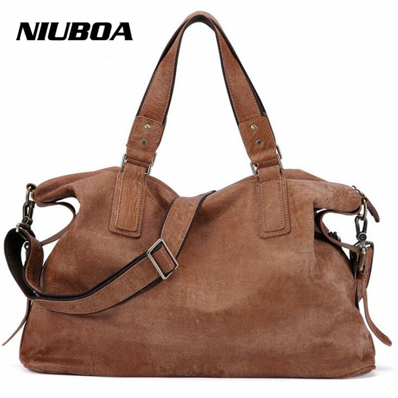NIUBOA 100% Genuine Leather Bag Man Business Laptop Bags Mid Size Euro Briefcase Many Pockets Crossbody Shoulder Handbag Bags niuboa genuine leather shoulder bags 100