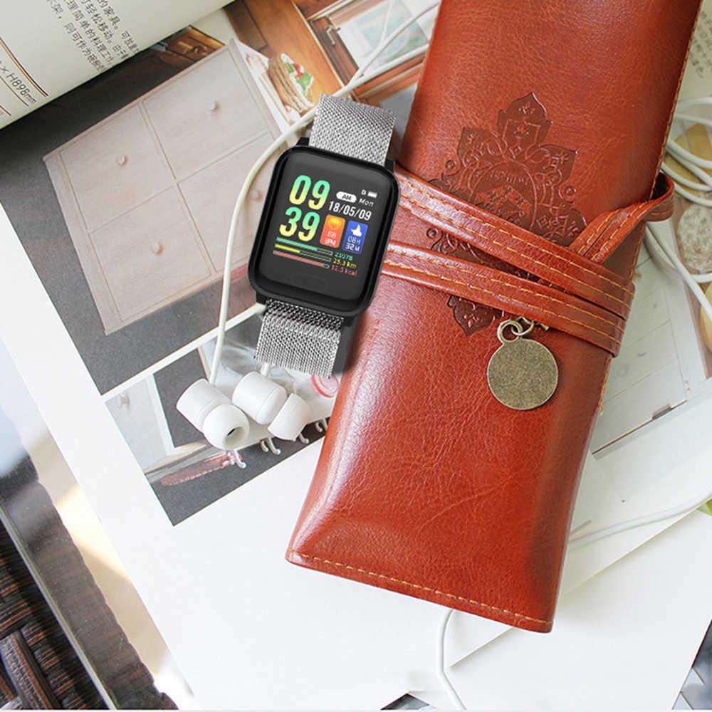 BELOONG K8 1,3 ''ips Цвет сенсорный Экран Смарт-часы IP67 Водонепроницаемый сердечного ритма крови Давление кислорода сна Смарт-фитнес Для мужчин