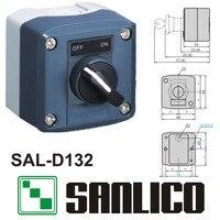 Водонепроницаемый ящик управления электрораспределительной коробкой многопозиционного переключателя станция поворотный переключатель ...