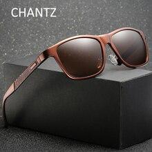 Vintage alumīnija magnija polarizēta saulesbrilles vīriešu joslā vadītāja saulesbrilles sievietēm Okulary UV400 Lunette De Soleil Femme