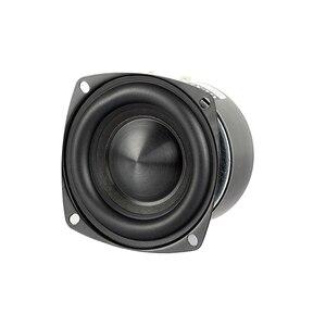 Image 3 - Tenghong 1pcs 3 Inch HIFI Bass Speaker 4Ohm 8Ohm 25W Portable Audio Speaker Unit Bookshlef Subwoofer Home Theater Loudspeaker