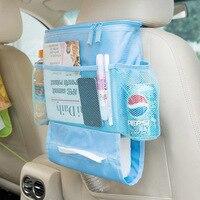 Multifunction Car folding storage bag car trunk oxford fabric storage glove bag miscellaneously storage bag Set Back Bag