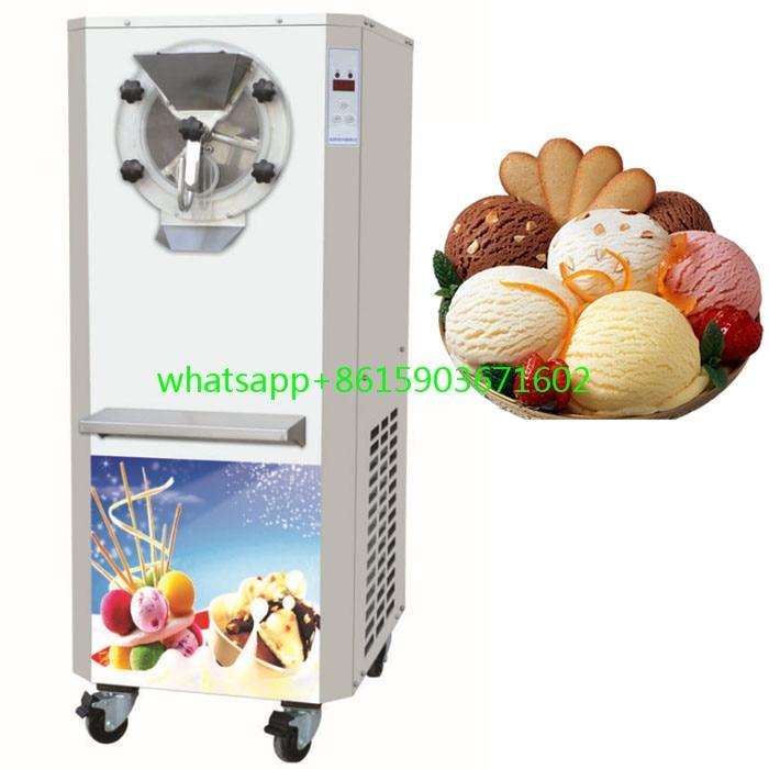 Vertical Hard Ice Cream Machine, Ice Cream Machine, Ice Cream Maker, Icecream Machine