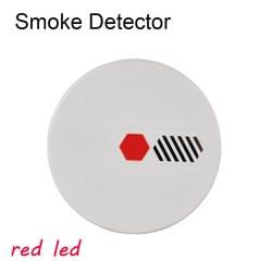 Niezależne optoelektronika czujka dymu alarm dźwiękowy czujnik pożarowego dla bezpieczeństwa w domu system alarmowy w domu