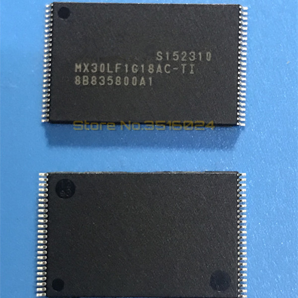 2PCS/5PCS/10PCS/LOT clock MX30LF1G18AC-TI IC Best quality image