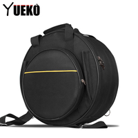 YUEKO Snare Drum Bag Backpack with Shoulder Strap durable Drum Accessories Percussion Instrument Parts