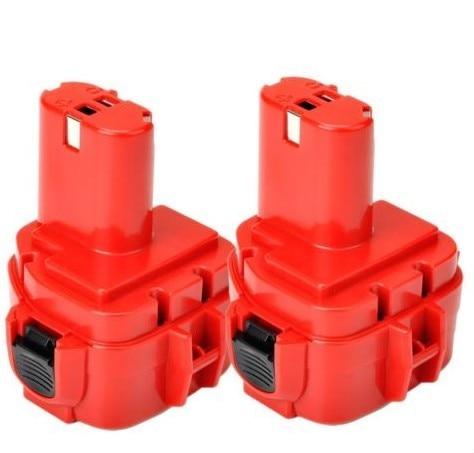2pcs 3500mAh NI-CD battery Power Tool Battery for Makita PA12 1220 1222 1233 1234 192681-5 192696 стоимость