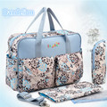 (Buy 1 gets 3) One Set wholesale Mother Baby Bag Diaper Stroller Bags for Mom High Quality Bags Baby Free Shipping
