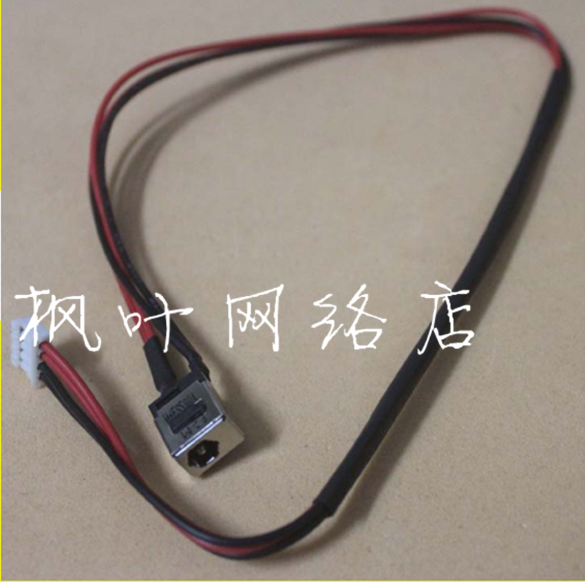YENI Laptop DC Güç Jakı HP kablosu DV5000 DV8000 V5000 C300 DC Konektörü Dizüstü Soket Güç Değiştirme