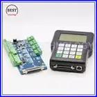 Бесплатная доставка! DSP 0501 контроллер 3 оси английская версия DSP0501 ручка контроллер 3 оси ЧПУ маршрутизатор дистанционного управления - 2