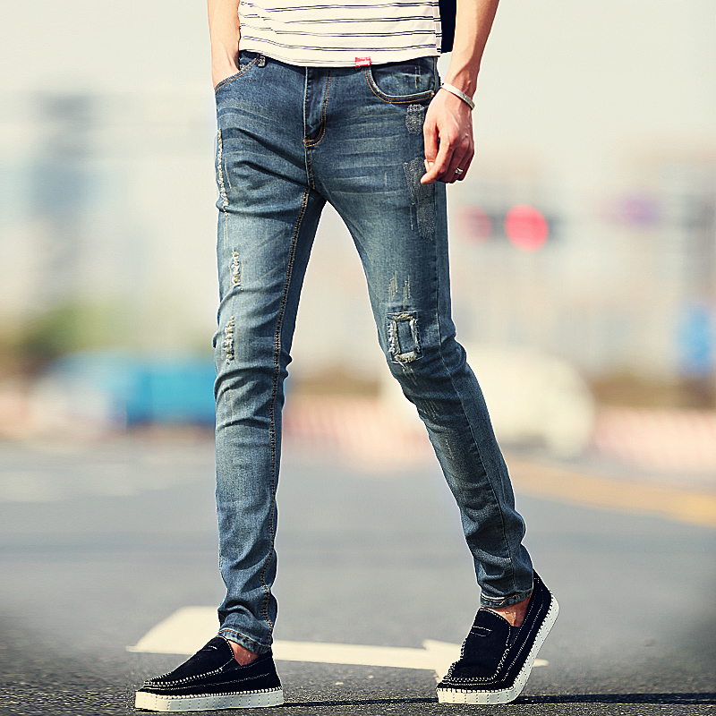 Popular Mens Size Skinny Cheap Jeans Lots China