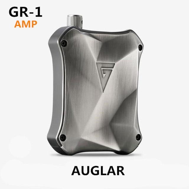 2016 mais recente AUGLAR GR-1 HIFI AMP Discreto Classe Um Amplificador de Fone de Ouvido de ALTA FIDELIDADE Portátil Usando opa2604 chip Frete Grátis