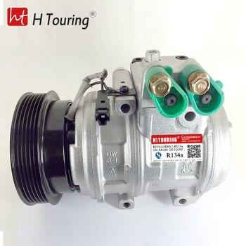 Auto ac compressor voor Hyundai Tucson Voor Kia Sportage 2.7L V6 05-09 98374 97701-2E100 977012E300 977012E301 977012E350 10362121
