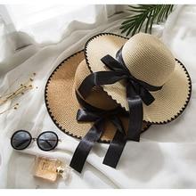 6a5d07b8702 Women Summer Hats Women s Woven Straw Face-Saver Hat UV Protection Floppy  Sun Cap Wide