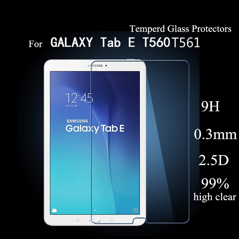 Tab E Glass Screen Protector ᗑ For For Samsung Galaxy Tab ...