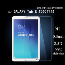 """Tab E Vidrio Protector de Pantalla Para Samsung Galaxy Tab E 9.6 """"T560 T561 Templado Protector de la Pantalla"""