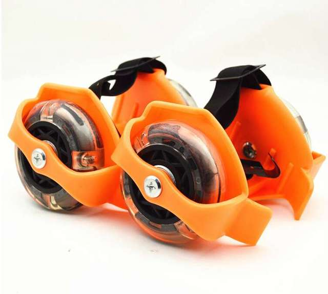 Ravens Windsurfing Shoes Two Rounds Of Heel Pulleys Children's Adult Travel Tools Skateboarding Plastic > 6 Years Old