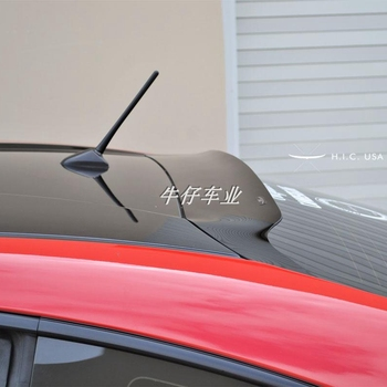 For Subaru BRZ Toyota 86 GT86 2012-2016 ABS Plastic Unpainted Primer Color Rear Trunk Wing Spoiler image