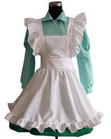 APH Axis Powers Hetalia Hungary Maid Uniform Cosplay Costume