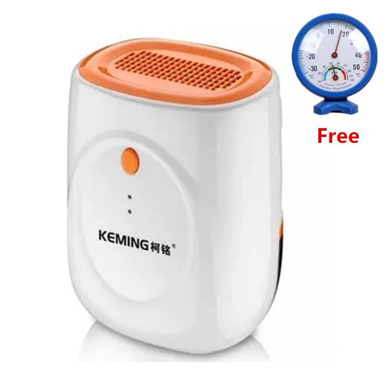 Dehumidifier 25W For Home Bathroom Moisture Absorption Mini Dehumidifier Air Dryer For Bedroom, Garage, Basement etc high quality air dryer home appliances dehumidifier basement moisture absorption machine dehumidifiers