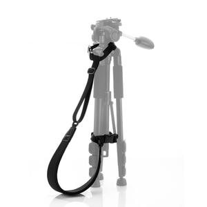 Image 5 - Regulowany uniwersalny statyw Monopod pasek na ramię lekki stojak trójnóg pas do przenoszenia pończoch na zestawy do studia fotograficznego