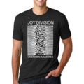 2017 summer new Joy Division Men Unknown Pleasure T Shirts fahion Men's Short Sleeve O-Neck t-shirt Streetwear hip hop Tops tees