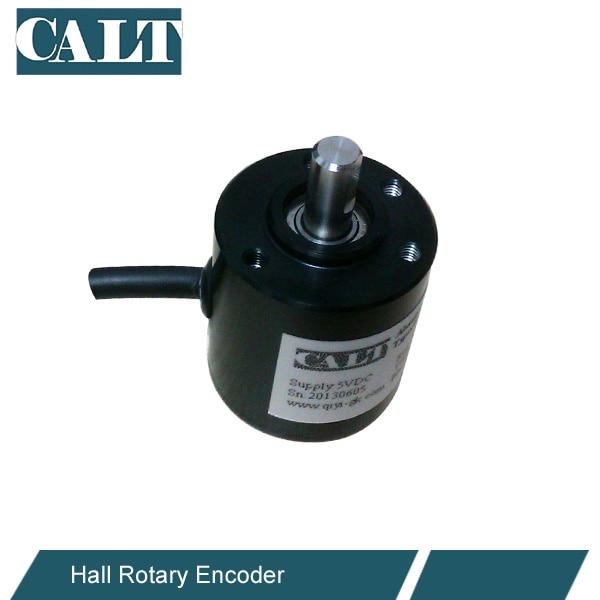 Free Shipping CALT Hall Effect Magnetic 5V DC Angle Detection Measuring Compact Miniature Encoder Sensor HAN18 free shipping roland sp540 encoder strip sensor