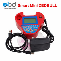 Best Price Smart Mini Zedbull Auto Key Transponder Zed Bull HW V5.02 SW V508 Mini Zed bull OBD2 Key Programmer For 8C 8E Chips