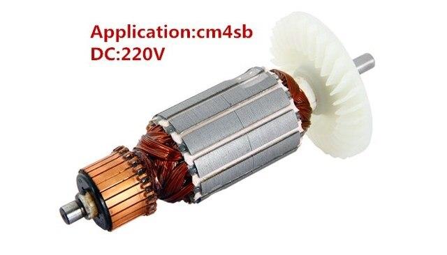 High quality armature replacment for hitachi cm4sb cutting for Grayson armature small motor