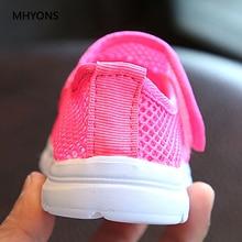 2019 New Kids Shoes Summer Non-slip Children Net Shoes Girls Fashion Sandals Multicolor Princess Sandals Boys Sneakers