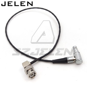 Image 1 - TIMECODE CABLE AMBIENT nanoLOCKIT 0b 5pin TO  zoom f4/f8 BNC