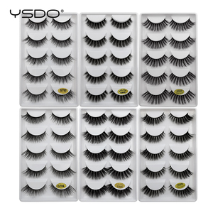 YSDO Mink Eyelashes HandMade M