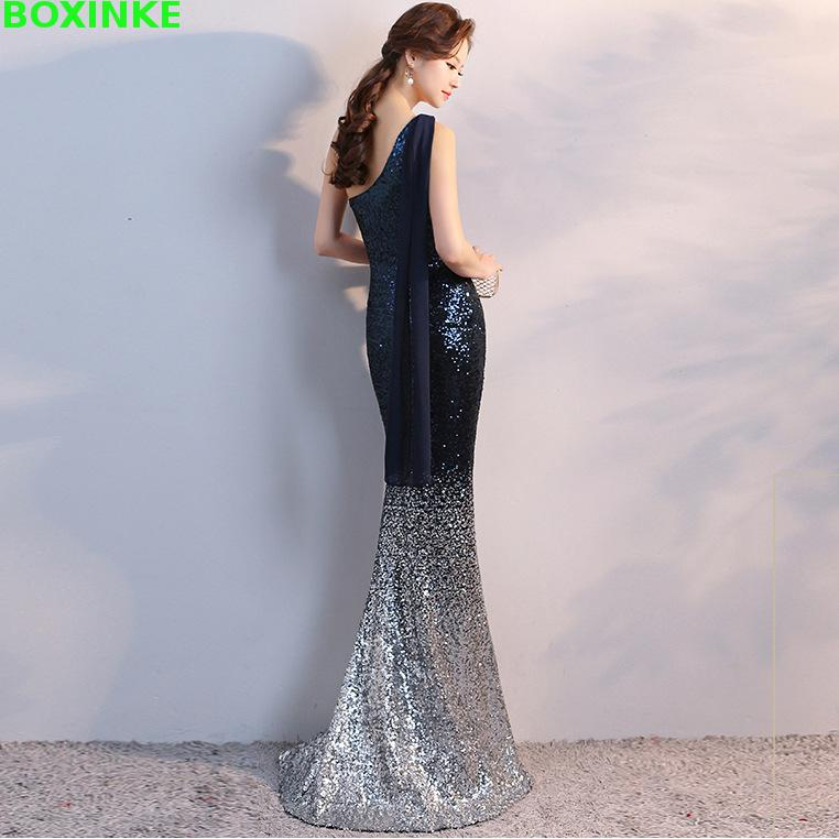 Vestido De Festa Sequined Lanon Polyester Cotton Promotion Dress Zanzea Plus Size New Bead Piece One Shoulder Lady 39 s in Dresses from Women 39 s Clothing