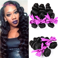 Unprocessed Brazilian Virgin Hair Loose Wave Good Hair Products 3 Bundles Grade 8A 100% Human Weave Bundle Hair Shipping Free