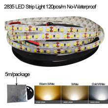 Fast Delivery DC 12V LED Strip Light TV White 5m Non-Waterproof White , Nature White, Colde White Available 5m/Roll Free Ship