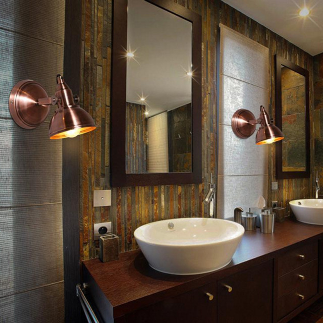 Online Shop led bathroom mirror sconce bedroom bedside wall light ...
