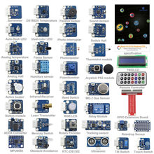 37 Modules in 1 BOX  Sensor Kit V2.0 for Raspberry Pi 3  2 and RPi 1 Model B+ ( Raspberry Pi NOT included)