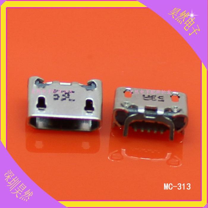 Horn Charging Socket for Asus fonepad Micro USB Jack Short-horn type