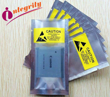 INTEGRITY 1000pcs 14.5*9cm open top ESD Electronic components batteries anti-static plastic packaging bag Shielding storage bags